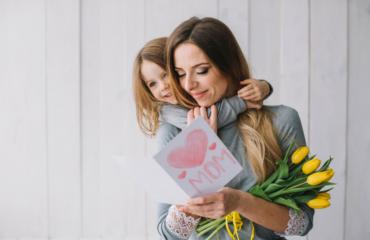 Um dia das mães diferente